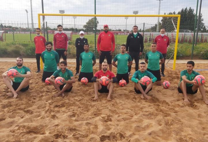 Beach Soccer :  Double confrontation amicale Maroc-Émirats Arabes Unis