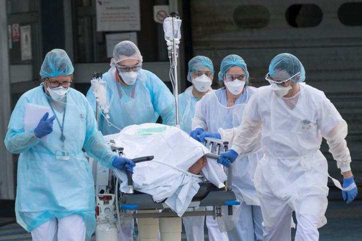 France : le Covid, trois fois plus mortel que la grippe