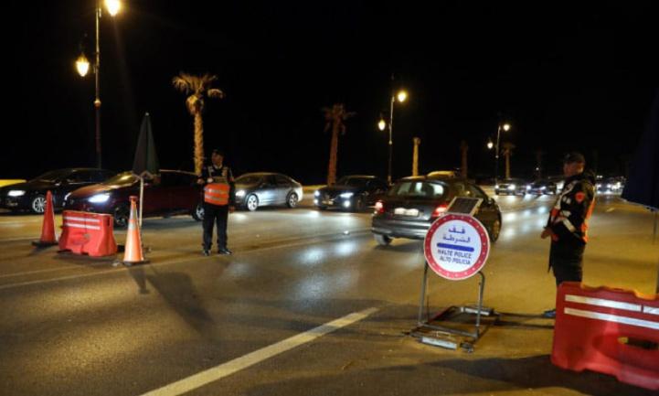 Casablanca : Prolongation des mesures restrictives pour quarte semaines supplémentaires, plusieurs préfectures concernées