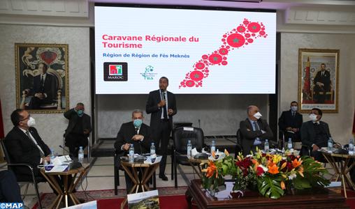 ONMT : Une tournée régionale pour une relance durable du secteur touristique