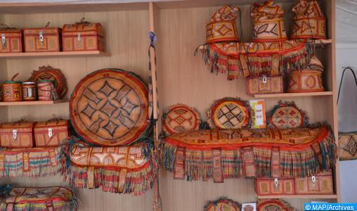 Guelmim: Le taux d'avancement du village intégré de l'artisanat atteint 65%