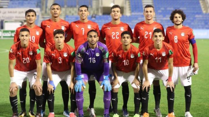 CAN U20 : La sélection égyptienne est rentrée au pays samedi soir