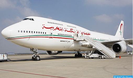Royal Air Maroc suspend ses vols à destination et en provenance de la Grande Bretagne