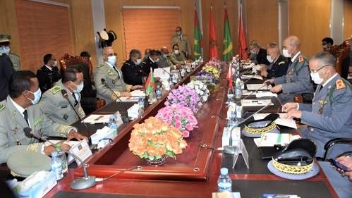 Maroc-Mauritanie : le Général Abdelfetah Louarak en visite officielle de trois jours