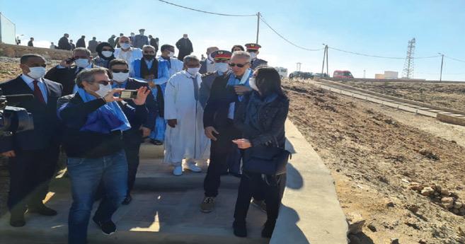 Guelmim-Oued Noun : Projets touristiques pharaoniques…
