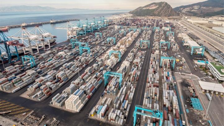 Tanger Med devrait dépasser la barre des 5,7 millions de conteneurs à fin décembre