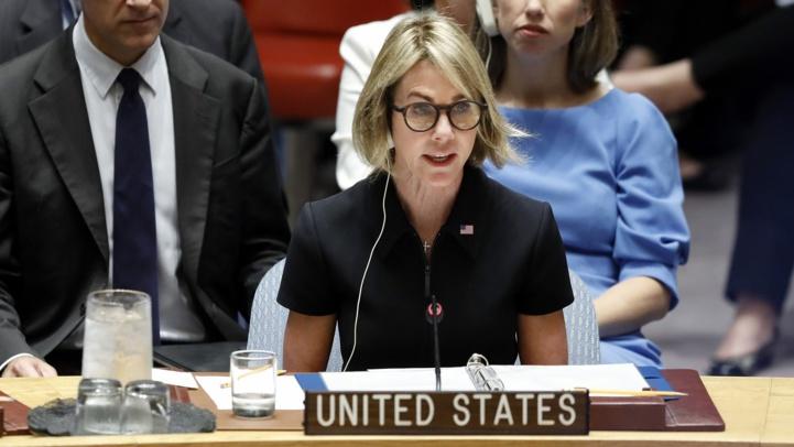 Conseil de Sécurité : les Etats-Unis réaffirment leur «ferme soutien» à l'Initiative marocaine d'autonomie