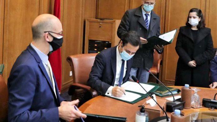 MEFRA/BM: Signature de 3 conventions de financement