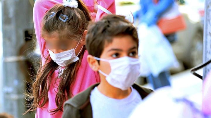Confinement: Plus de 47% des enfants âgés de 6 à 17 ans n'ont pas accédé aux services médicaux
