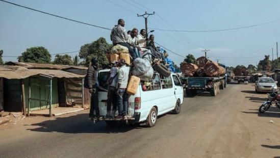 Centrafrique : Les rebelles s'emparent d'une 4ème ville, Moscou envoie ses instructeurs militaires