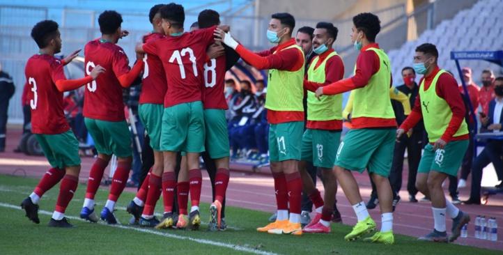 UNAF (Q) / CAN U20 : Le Maroc avant-dernier qualifié !