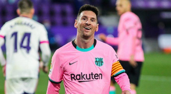 Dernier record de Messi ! Il offre des cadeaux de fin d'année aux gardiens associés à son exploit !
