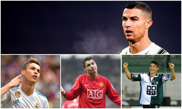 Cristiano Ronaldo nommé meilleure recrue de l'histoire de la Premier League