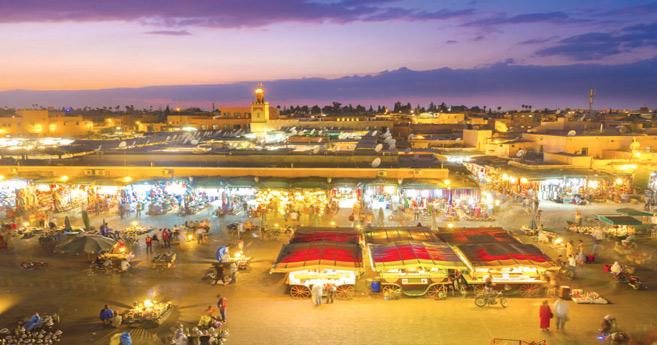 Marrakech : L'enjeu de taille de la reprise touristique