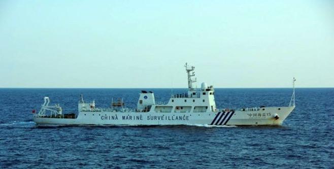 Mer de Chine : Deux navires chinois dans les eaux des îles Senkaku/Diaoyutai