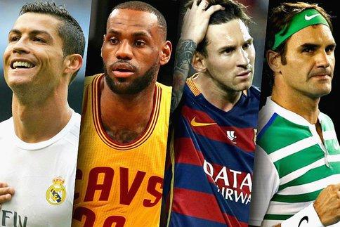 Les 4 fantastiques de Messi !