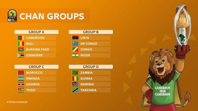 CHAN 2021 : 9 joueurs et 5 membres des staffs contaminés, le Zimbabwe gèle sa préparation