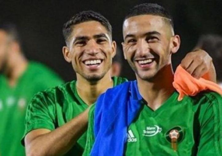 """France Football"" : Hakimi et Ziyech parmi le Onze africain type !"