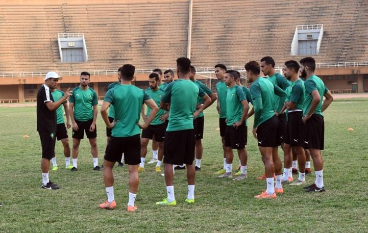 CHAN / Equipe nationale : Deux matchs de préparation au programme