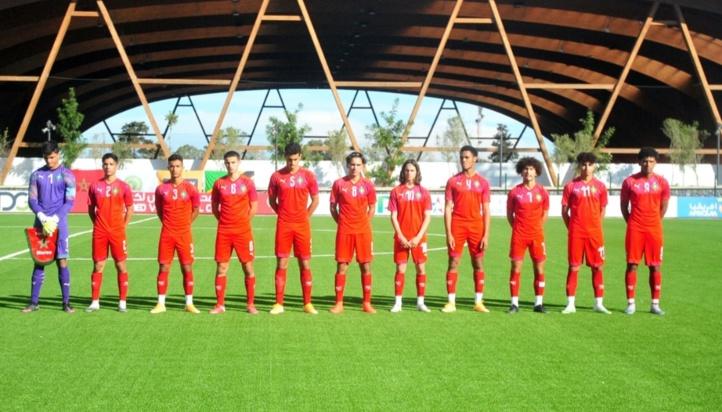 L'équipe nationale U17
