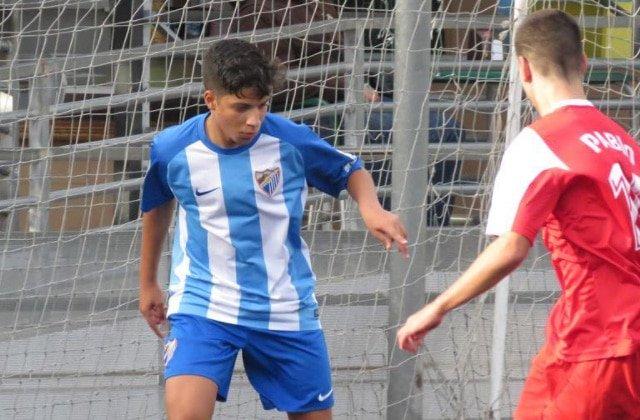 Équipe nationale U20 : Haitam Aabida convoqué pour la première fois en équipe première du Malaga FC