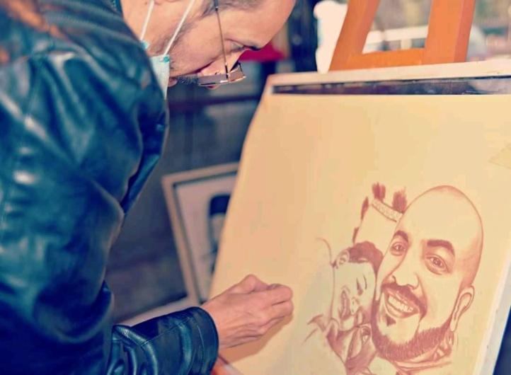 """Samidoun"" : la nouvelle exposition de Yahya Khalif Abounizar"