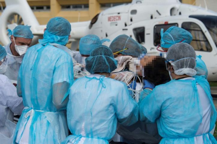 Compteur coronavirus : chute vertigineuse des cas testés positifs, 656 infections en 24H et 53 décès