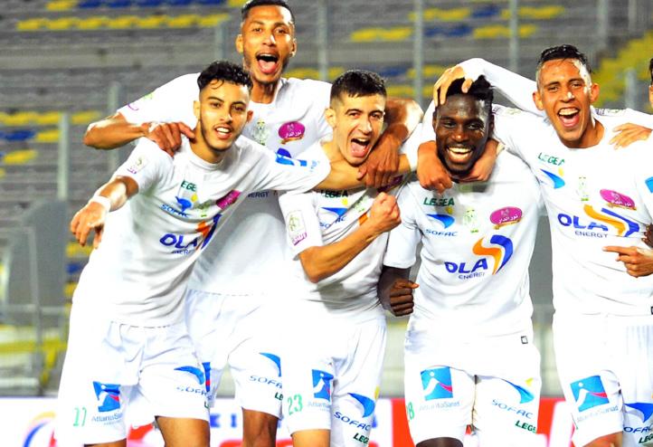 Ligue des Champions :  4 Rajaouis testés positifs à la Covid-19 !
