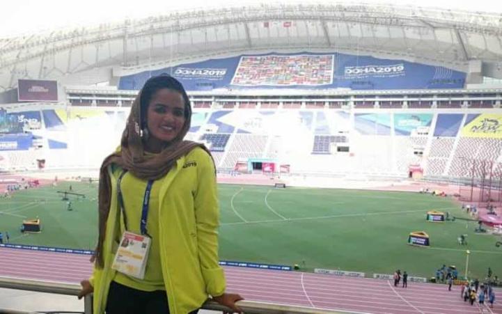 Après son agression par un policier au stade Al-Hilal: Soutien de l'Association Internationale de la Presse Sportive à une journaliste du Soudan