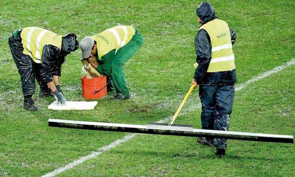 RCA-Teungueth FC (1-3, après tirs au but) : Le Raja fait naufrage aux marécages du complexe sportif Mohammed V !