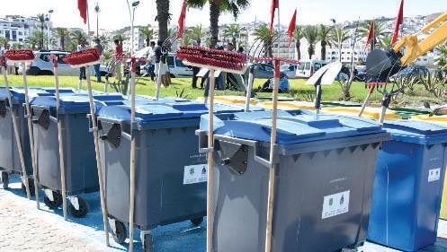 Marrakech : La gestion intégrée dédiée à la propreté