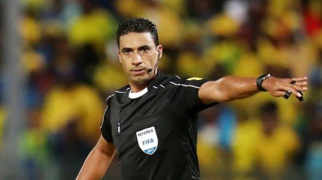 Coupe de la CAF : L'arbitre marocain Noureddine Jaâfari victime d'un crachat au visage !