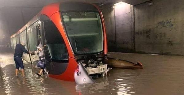 Inondations : Casablanca encore une fois sous les eaux