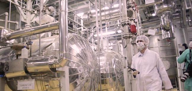 Iran-Nucléaire : Une capacité de production mensuelle jusqu'à 9 kg d'uranium enrichi à 20%