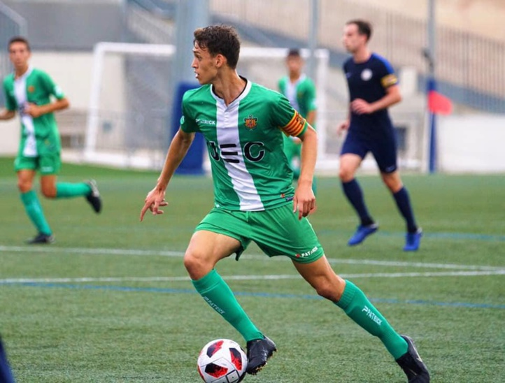 Football :  Zaïd Saban, un Marocain évoluant en Espagne, un nom à retenir