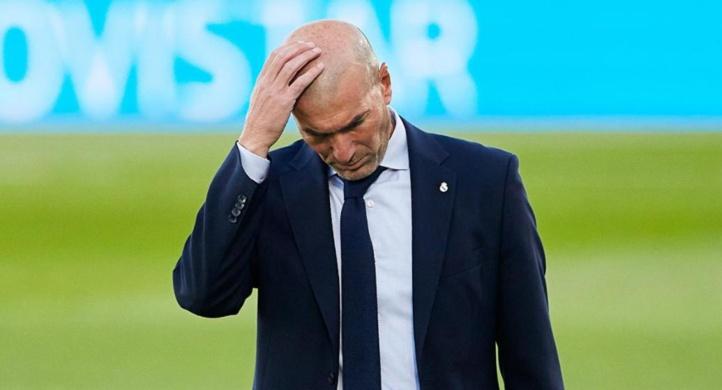 Covid-19:  Identifié cas contact, Zineddine Zidane placé en isolement !