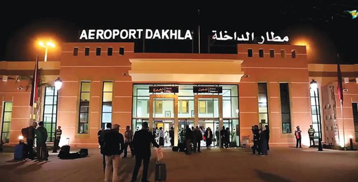 Aéroport Dakhla: le trafic aérien en baisse de 51% à fin novembre