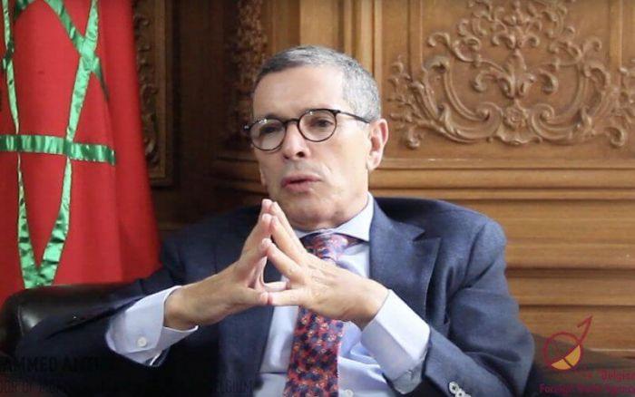 L'ambassadeur du Maroc à Bruxelles dénonce les allégations d'ingérence à l'encontre du Maroc