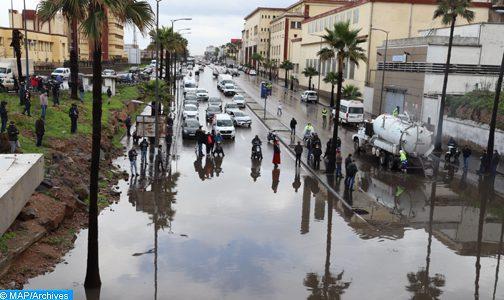 Intempéries : Le Fonds de Solidarité contre les Événement Catastrophiques se mobilise