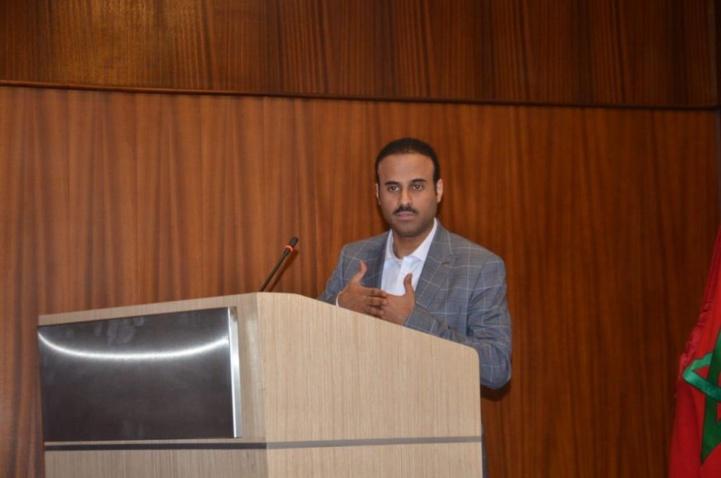Saud Hujailan, Président de la Fédération internationale des syndicats d'Asie et d'Afrique