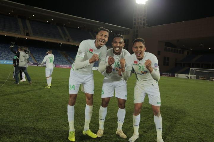Coupe Mohammed VI des clubs champions / RCA-Al Ismaïly (3-0) : Le Raja s'offre 2.500.000 $ en attendant 3.500.000$ à chercher face à l'Ittihad saoudien !