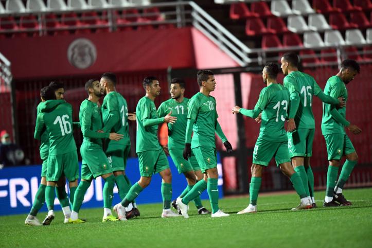CHAN 2021 / Rencontre-Test : Le Maroc et la Guinée refont le match !