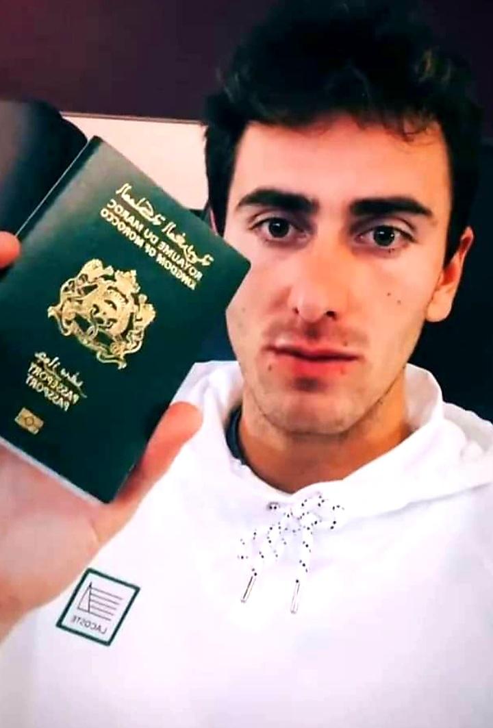 Eliot Benchetrit et sa première participation avec le passeport marocain