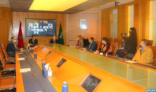 Le Conseil d'Affaires maroco-saoudien veut renforcer la coopération bilatérale et le partenariat