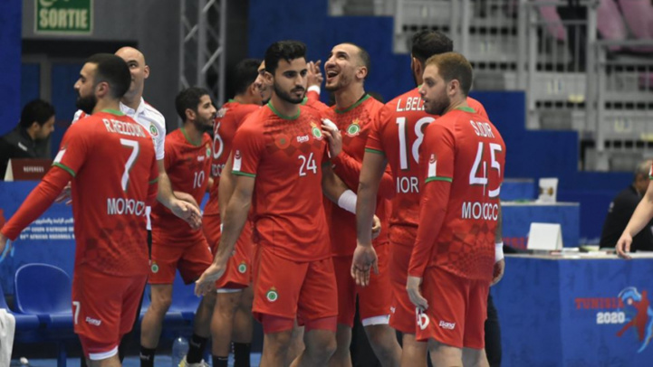 Championnat du monde de handball / Objectifs de l'équipe nationale: le second tour en attendant la CAN Laâyoune 2022!