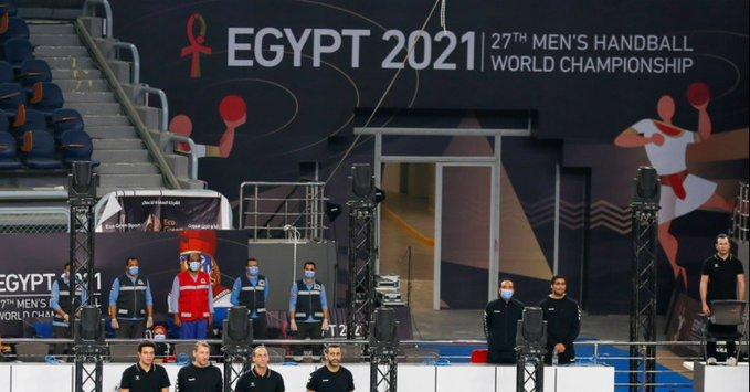 Mondial de handball - Egypte 2021 :  Sans public, sans journalistes !