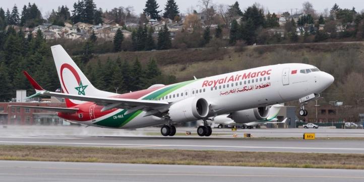 Royal Air Maroc relie Dakhla à Paris