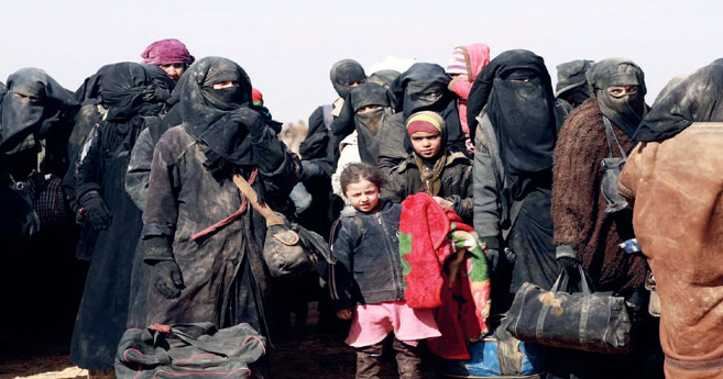 Marocains bloqués en Irak et en Syrie : Vers le rapatriement des familles des anciens djihadistes