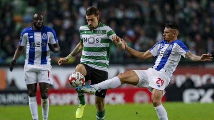 Covid-19 :  Le Portugal re-confiné mais le football continue