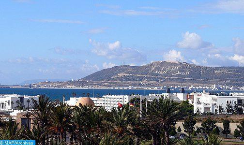 "Agadir s'apprête à lancer ""Amalway Agadir Trambus"""